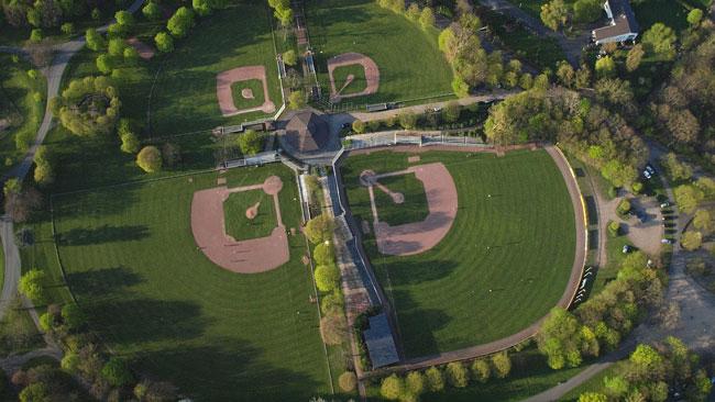 Bonn Capitals Baseballstadion